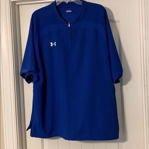 *NEW* Men's UA baseball/softball cage jacket